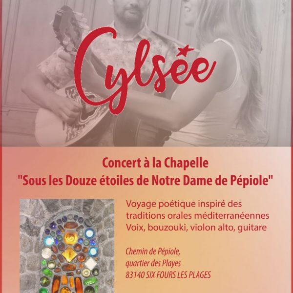 Cylsée – Voyage poétique – 9 août 2019