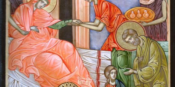 Fête de la Nativité le dimanche 5 septembre 2021