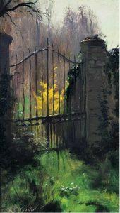 Une exposition de peinture de Sergueï TOUTOUNOV
